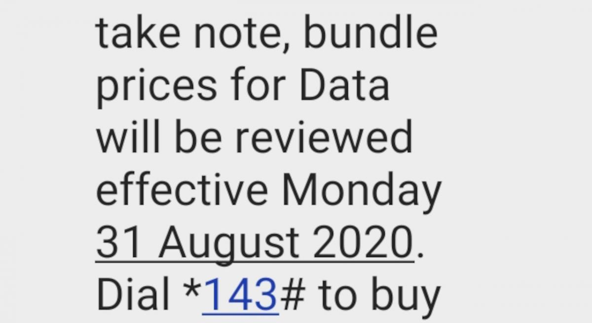 Econet Bundle Prices